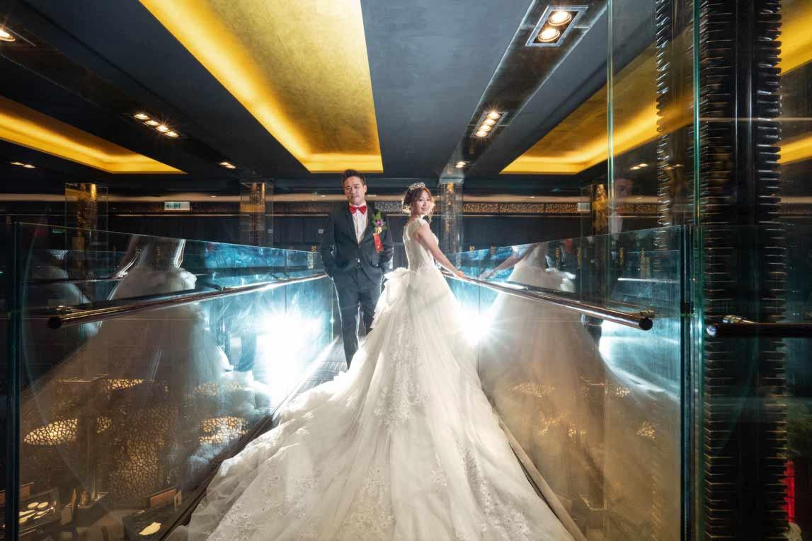 故宮晶華酒店宴會廳婚禮記錄