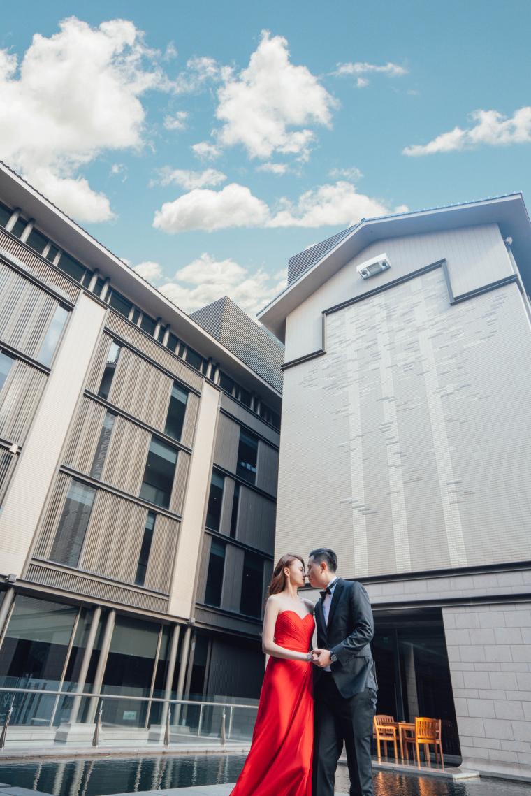 北投麗禧溫泉酒店婚禮記錄送客搶鮮版