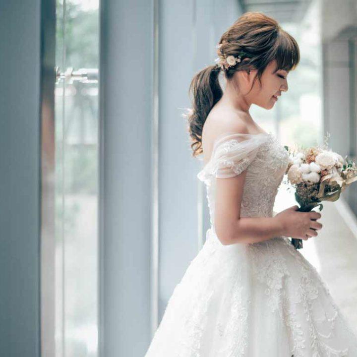 南港六福萬怡酒店宴會廳婚禮記錄│柏元+文齡