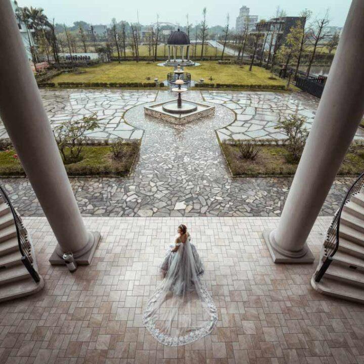 香格里拉冬山河渡假飯店豪汀堡廳婚禮記錄│亞民+宜均