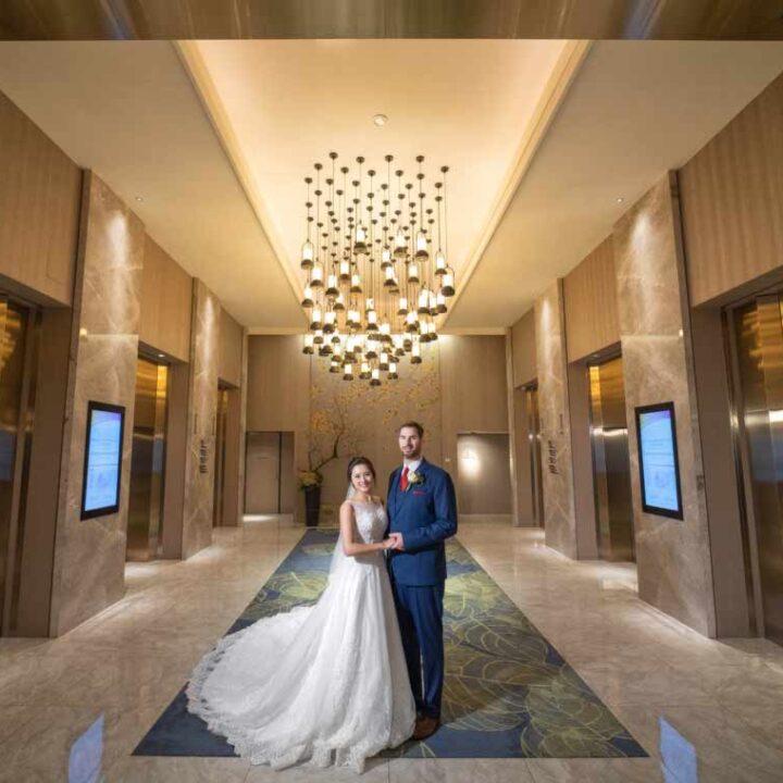 格萊天漾大飯店天漾廳婚禮記錄│Andrew+林明
