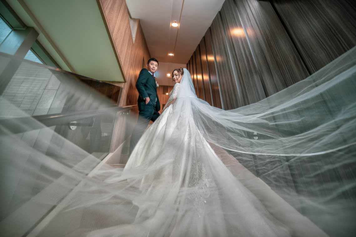 林口A8福容大飯店婚禮記錄