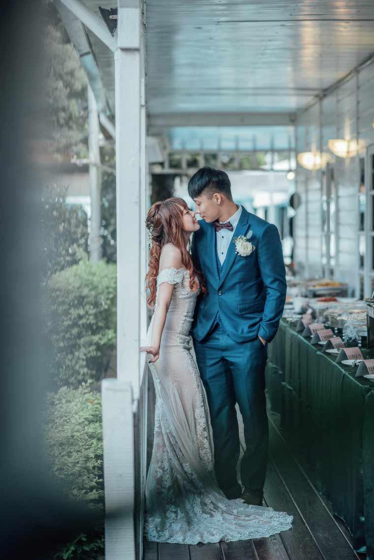 青青花園食尚會館費加洛花園婚禮記錄