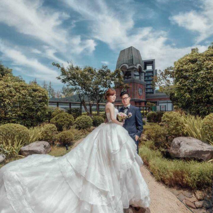 維多麗亞酒店維多麗亞廳婚禮記錄│致翔+紫綾