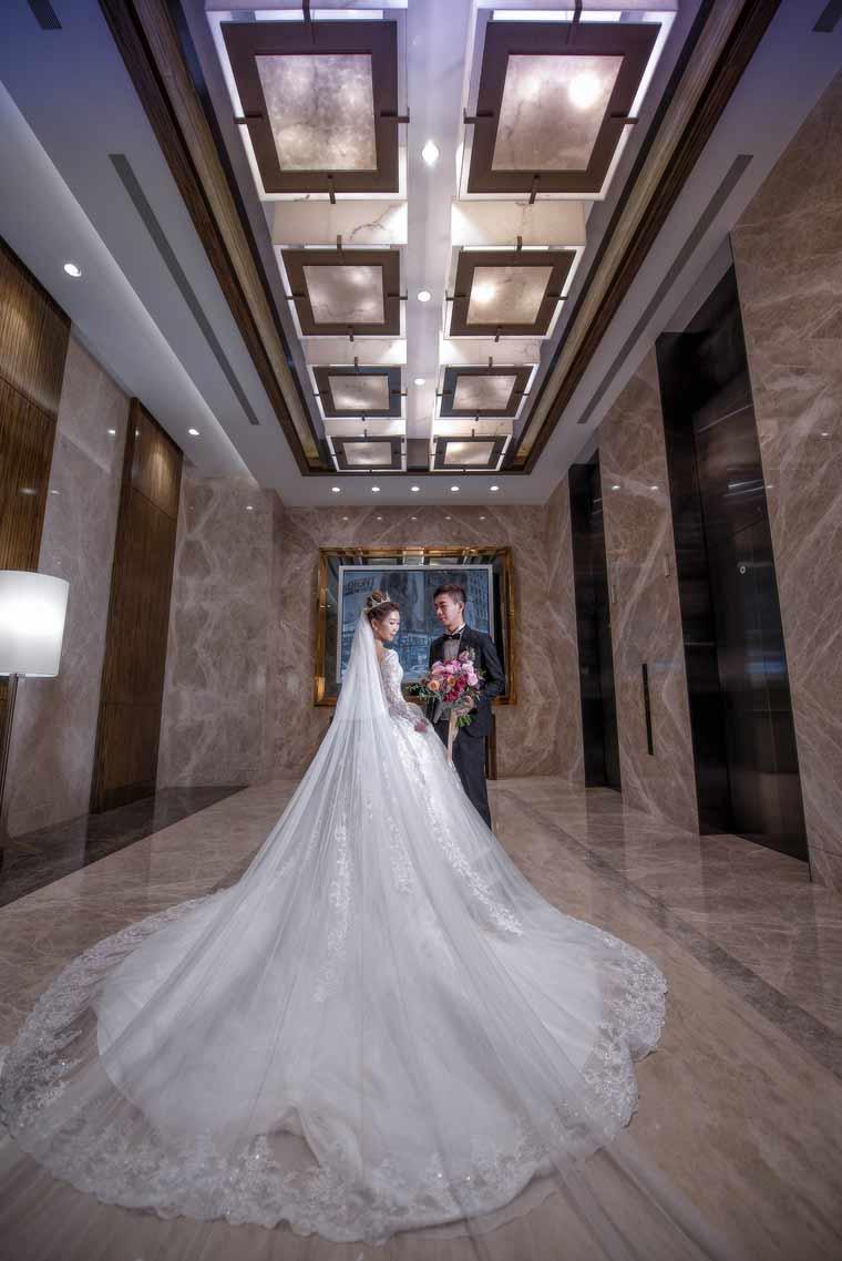 南港六福萬怡酒店宴會廳婚禮記錄