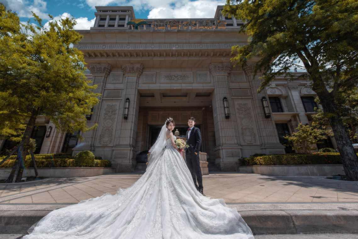 花蓮福容大飯店宴會廳婚禮記錄