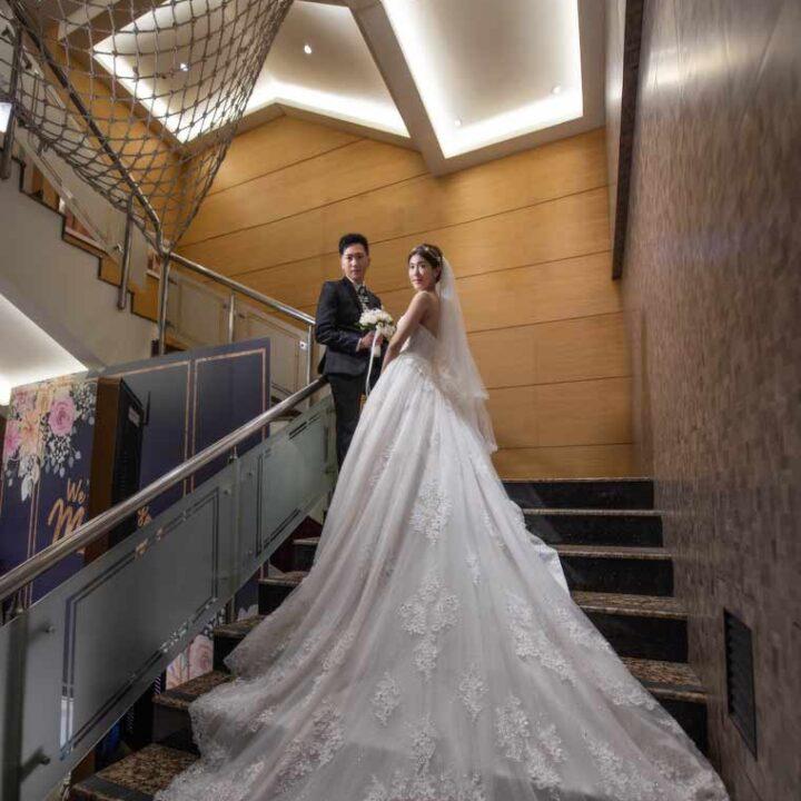 珍豪大飯店婚禮記錄│昱達+玉玲