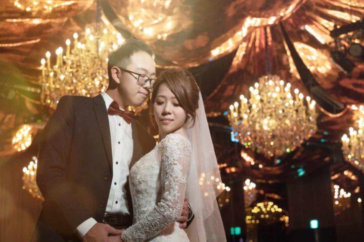 君品酒店婚禮記錄│洪旭+琬婷(送客搶鮮版)