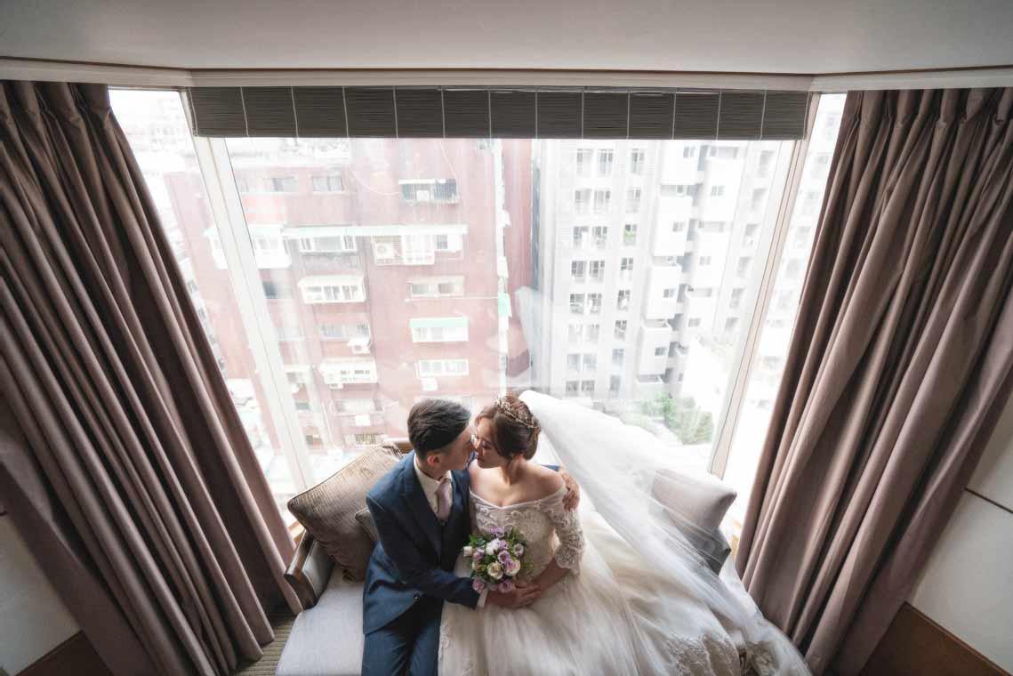 晶華酒店3F宴會廳婚禮記錄