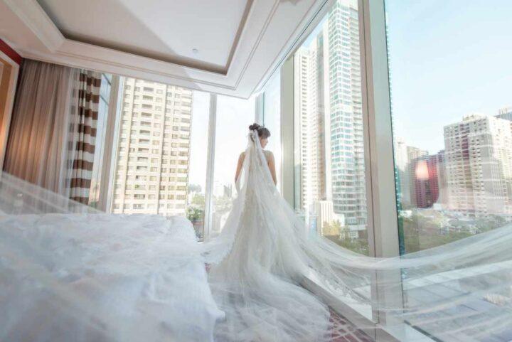 台中林酒店國際廳婚禮記錄│彥碩+賀婷