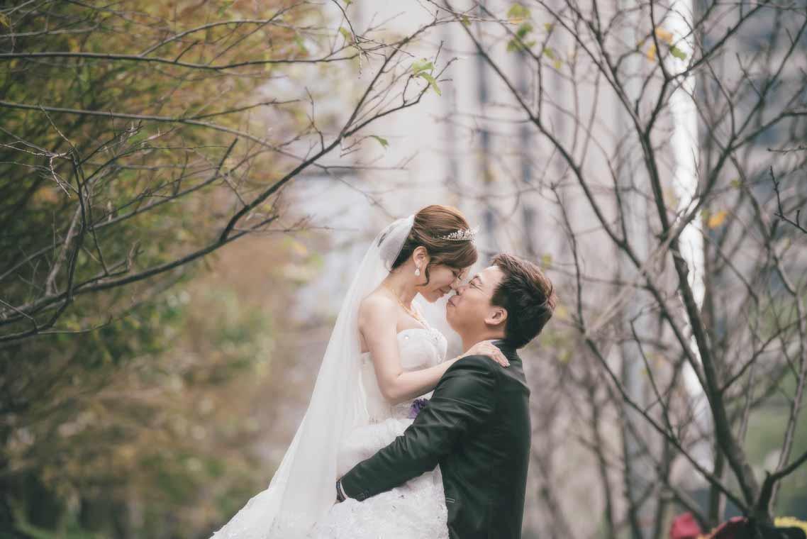 台中展華花園會館婚禮記錄