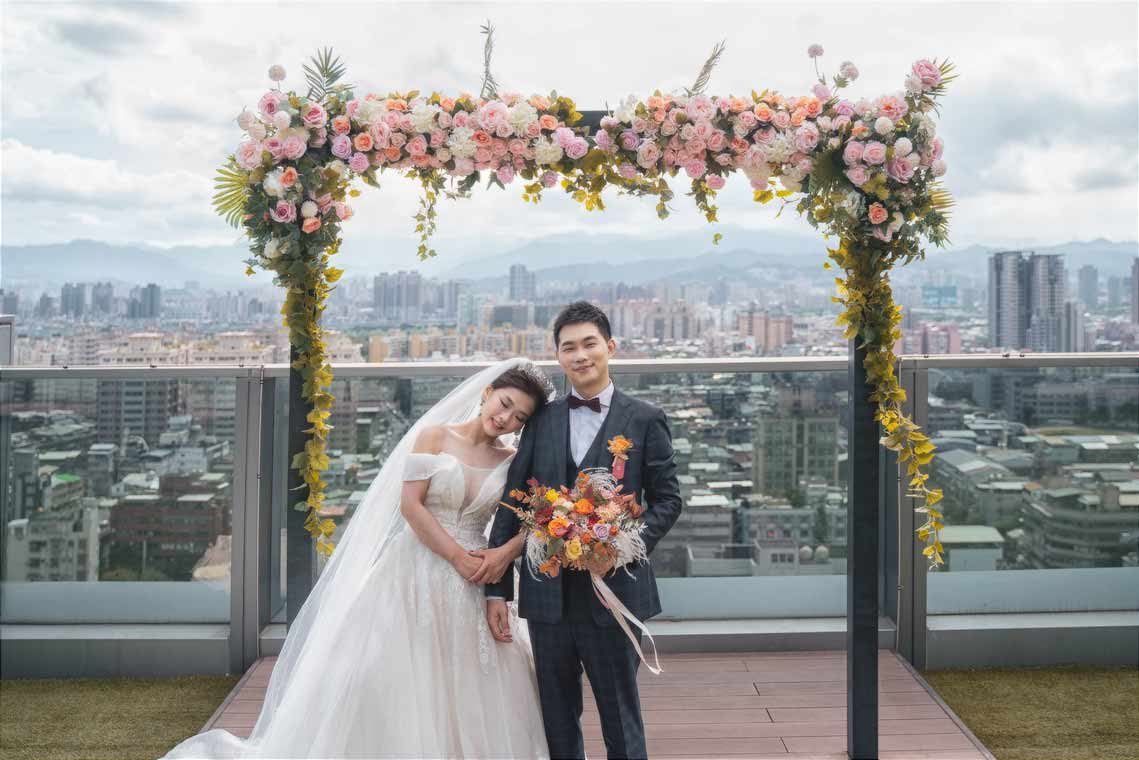 格萊天漾大飯店萬大廳婚禮記錄