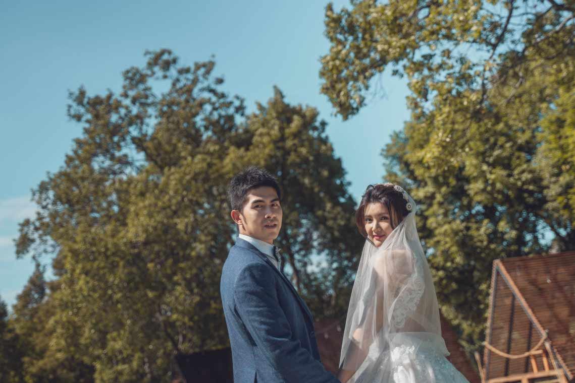 桃園晶麒莊園雪松廳婚禮記錄