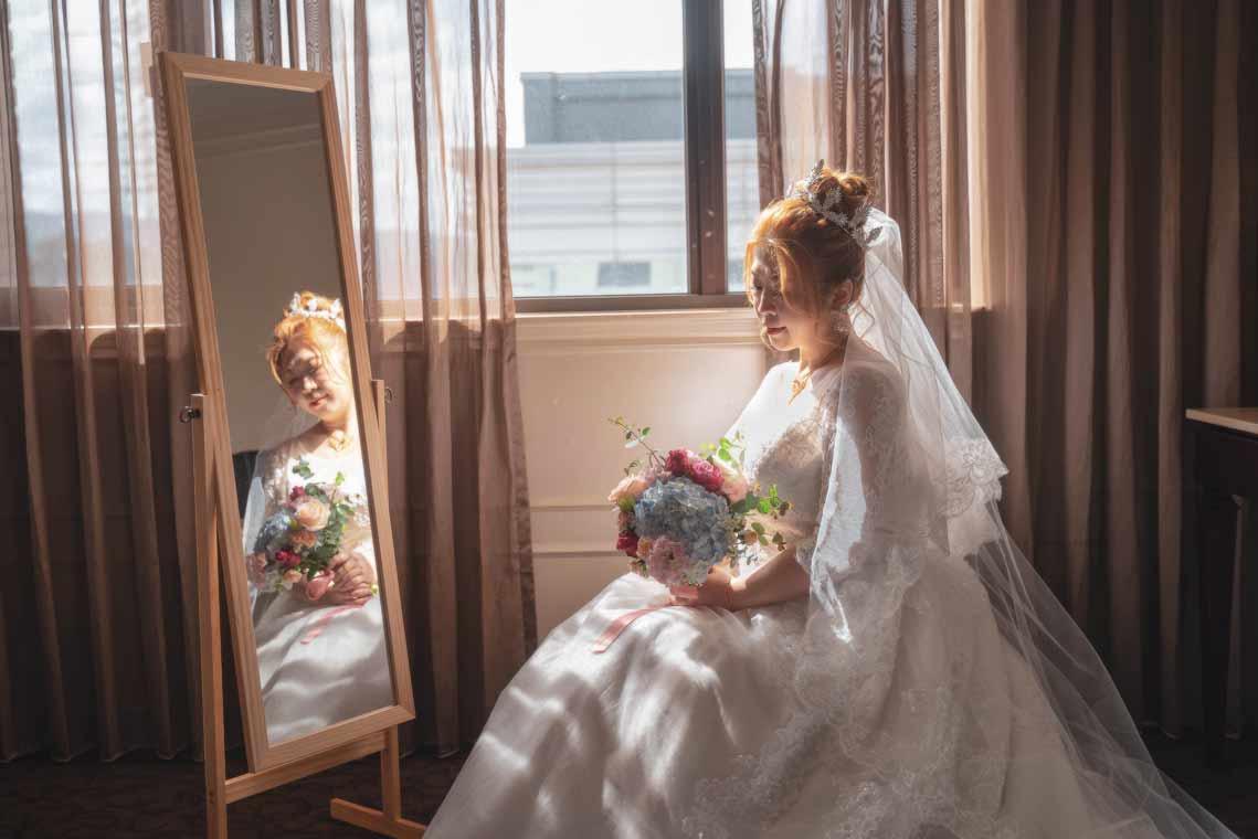 汐止富信大飯店富麗廳婚禮記錄