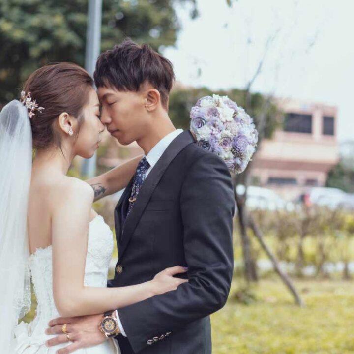 新莊典華幸福機構紫艷盛事婚禮記錄│妍菲+佳侃(合照搶先版)