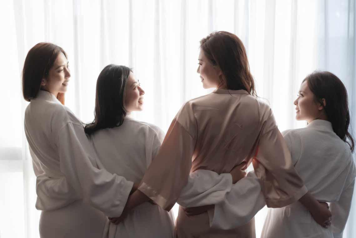 六福萬怡酒店超新星廳婚禮記錄