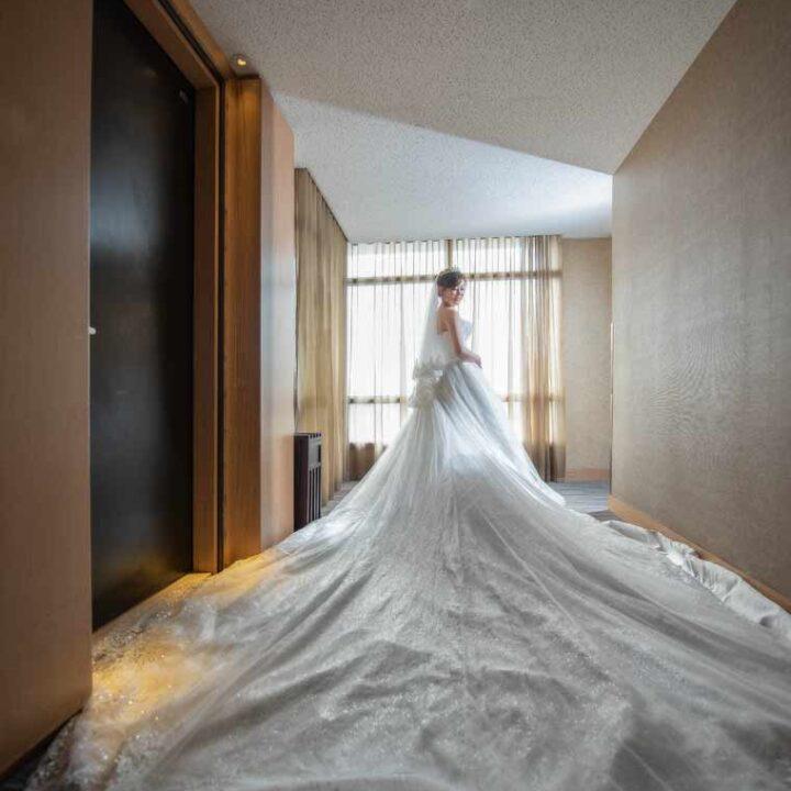 新莊翰品酒店兆慶廳婚禮記錄│翊耘+韻如