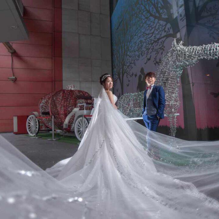 彭園婚宴會館典雅浪漫廳婚禮記錄│智宏+宛麟