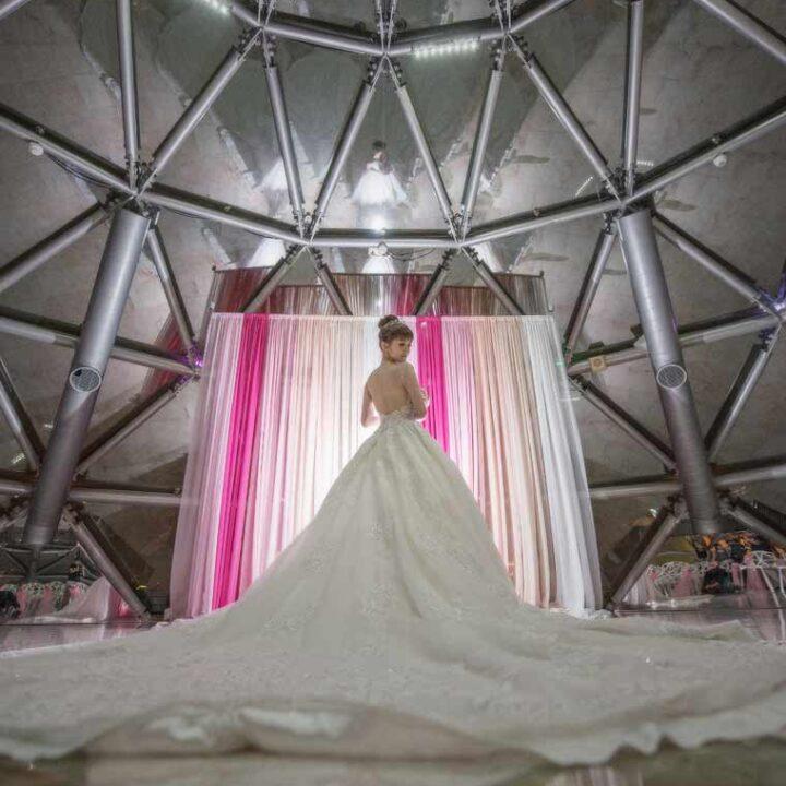大直典華幸福機構溫莎堡廳婚禮記錄│孟迪+彥芬