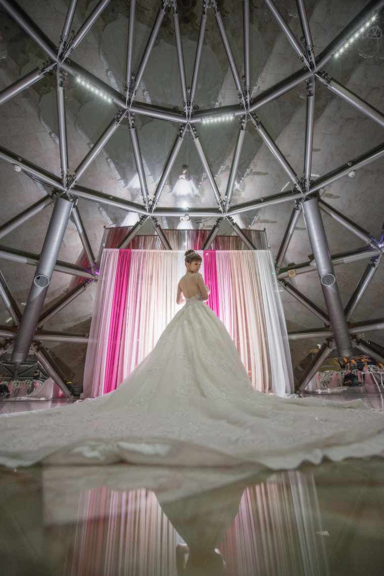 大直典華幸福機構溫莎堡廳婚禮記錄