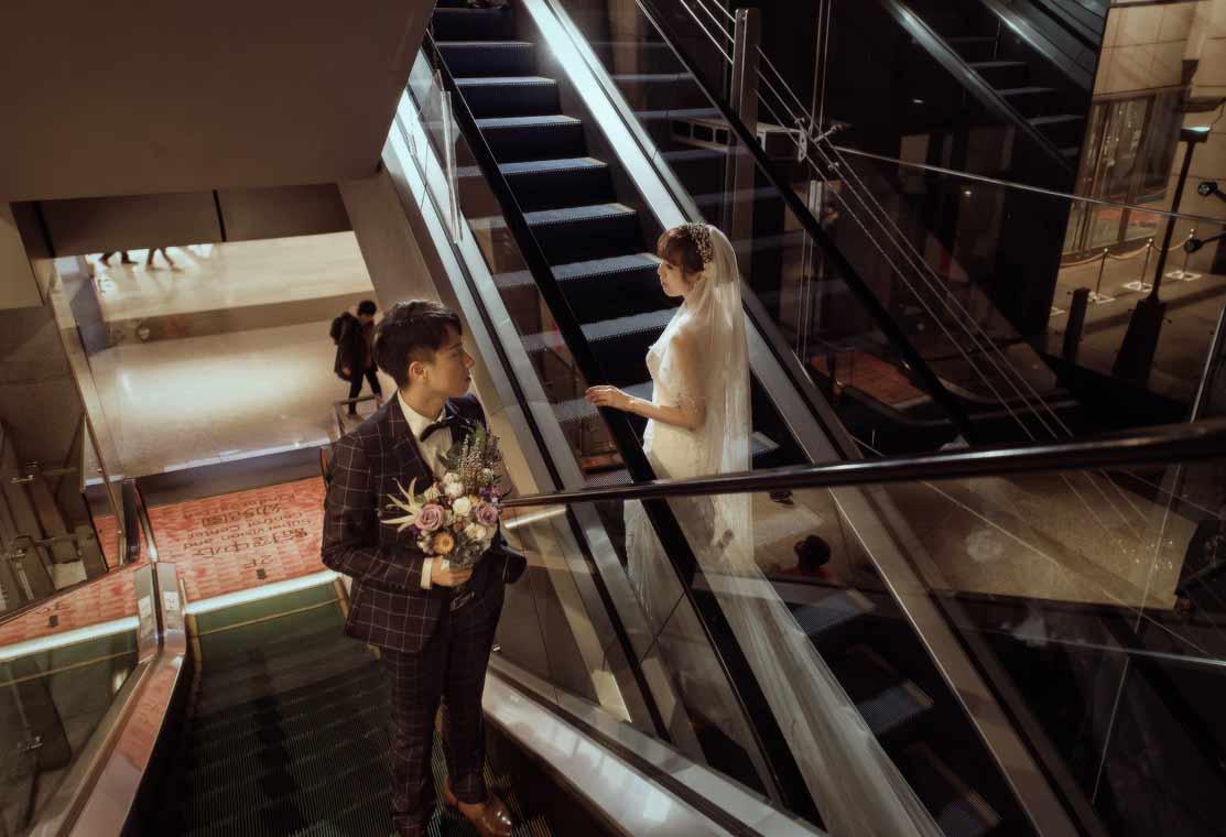 新板彭園會館宴會廳婚禮記錄
