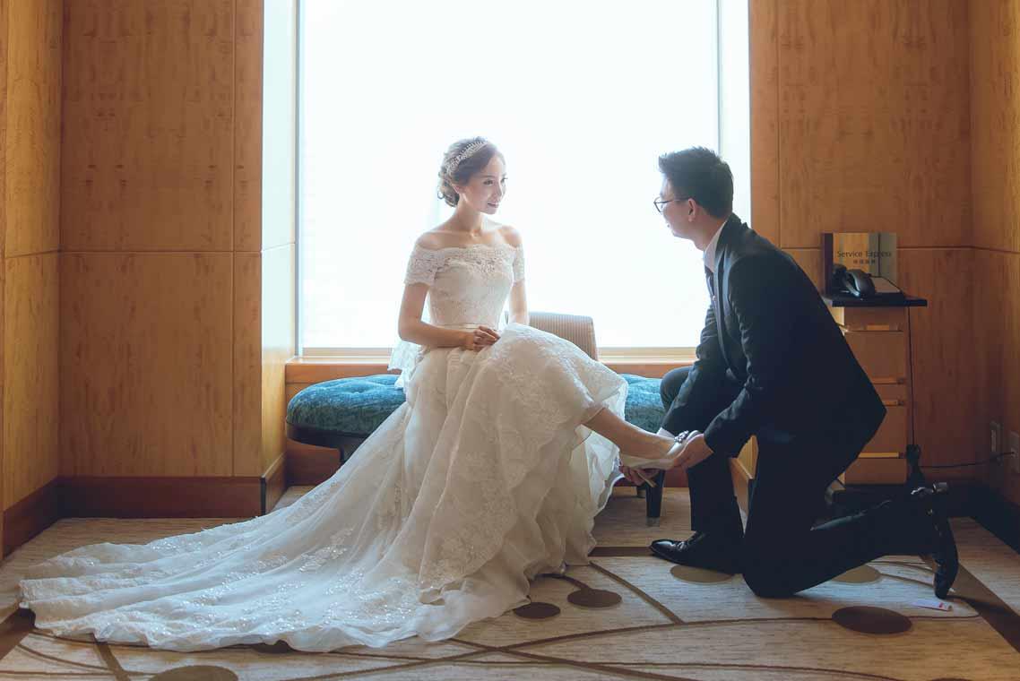 JR東日本大飯店婚禮記錄