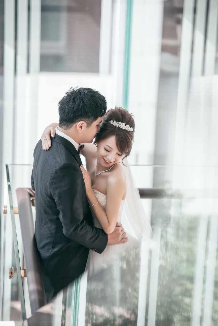 大倉久和大飯店久和廳婚禮記錄