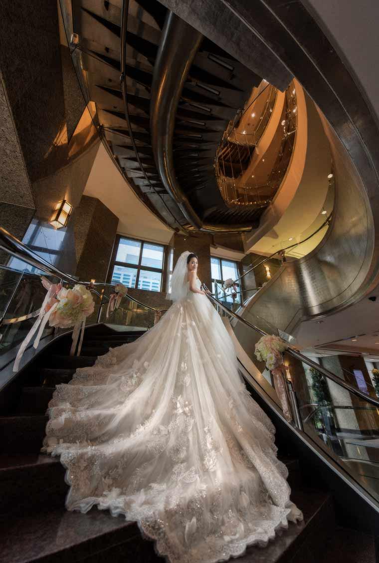 香格里拉台北遠東國際大飯店婚禮記錄