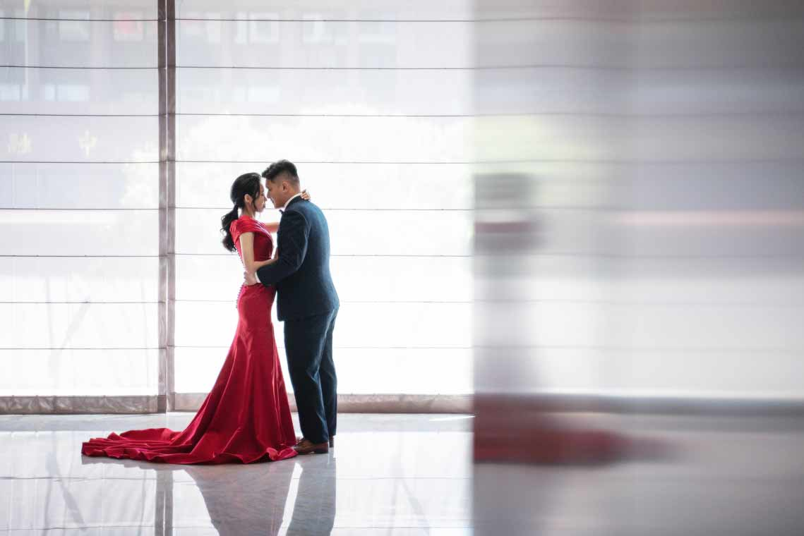 寒舍艾美酒店翡翠廳婚禮記錄